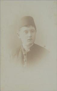Portet de copil dina anul 1887
