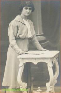 FATA DIN GALATZ IN 1915