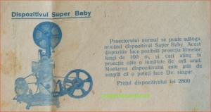 DISPOZITIV SUPER BABY