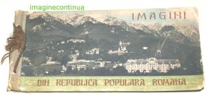 Imagini  din Republica populara Romana