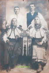 COSTUM POPULAR DIN FARAOANI 1937