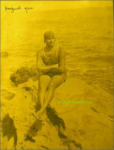 LITORALUL ROMANESC IN 1922