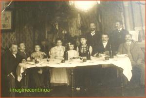 SARBATOARE IN FAMILIE, BRAILA PE LA 1900