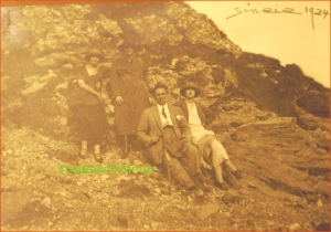 sinaia in 1924