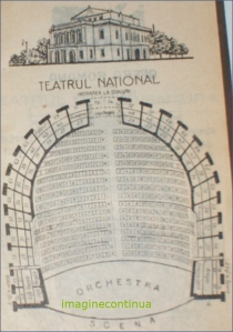 TEATRUL NATIONAL IN 1934