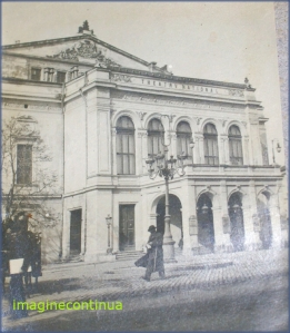 TEATRUL NATIONAL IN PERIOADA INTERBELICA