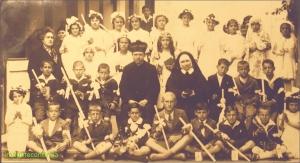 PREMIERE COMUNION-BRAILA 1931