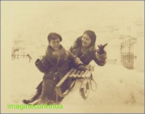 IARNA LA BRAILA IN 1930
