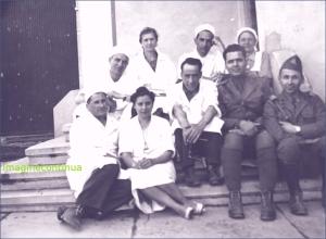 MEDICI SI OFITERI IN 1939