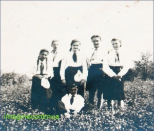 Cuib de strajeri din Braila in 1939