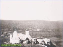 La manastirea Saon in 1939