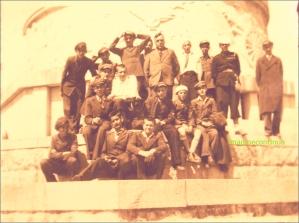 ELEVI DE LICEU DIN BRAILA IN 1939
