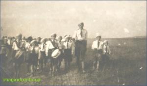 Cercetasi(strajeri) din Braila in 1939