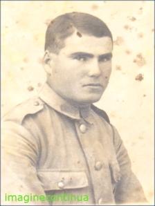 Portret de soldat