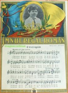 IMNUL REGAL AL ROMANIEI