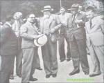 N.IORGA la Sinaia in 1939