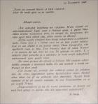 N.IORGA - ultima scrisoare