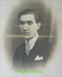 Tanar la majorat in perioada interbelica, anul 1922