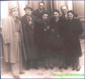 Grup de braileni in anul 1939