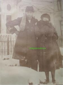 Iarna la Braila in perioada interbelica, circa 1938-1939