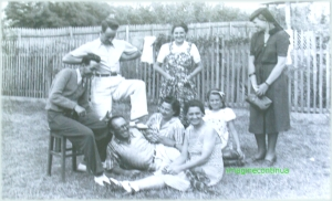 La tara, la iarba verde, perioada interbelica, circa 1924-1925