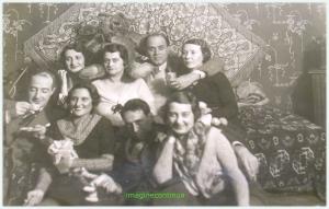 Petrecere in perioada interbelica, circa 1925