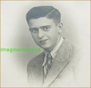Enrico Fanciotti in anul 1939