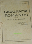 Geografia Romaniei, manual pentru clasa a III-a primara