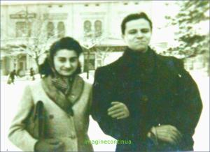 Iarna anului 1942-1943 in centrul vechi al Brailei