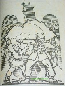 Mesaj mobilizator pentru copii din anul 1942