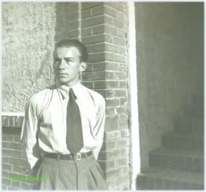 Tanar din Braila in perioada interbelica, circa 1939