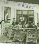 Enrico fanciotti la acordeon in 1942