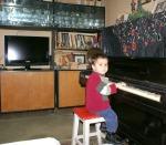 Bucuria pianului
