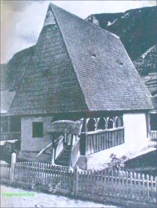 Casa memoriala Avram iancu in perioada interbelica