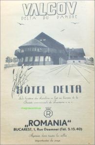 Hotel Delta-Delta-Valcov interwar