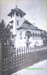 Vila Minovici in perioada interbelica, circa 1938-1939