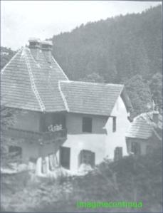 casa la munte in perioada interbelica