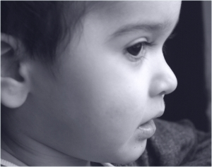 Portret de copil