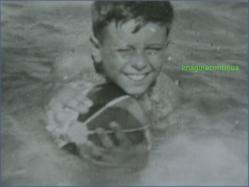 In apa Marii Negre, circa 1930