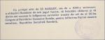 felicitare 23 august 1966 b