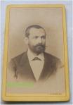 Fotografie realizata de J.Kozmata pe la 1885.