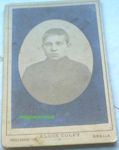 Portret de copil- de Alois Colpy