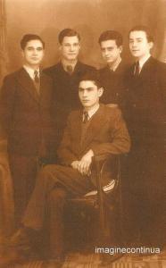 Tineri din Braila in anul 1941