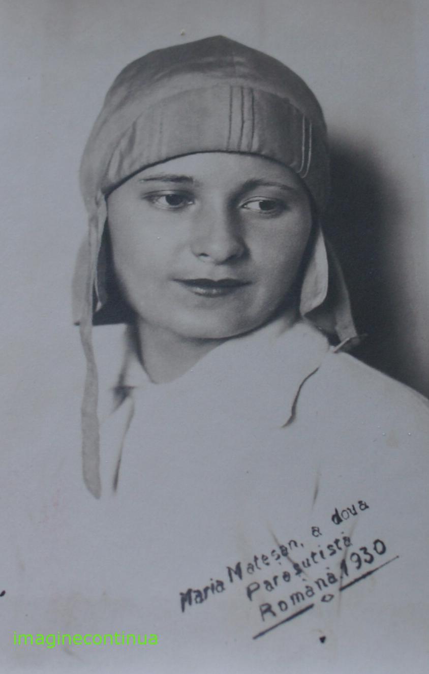 Maria Matesan 1930